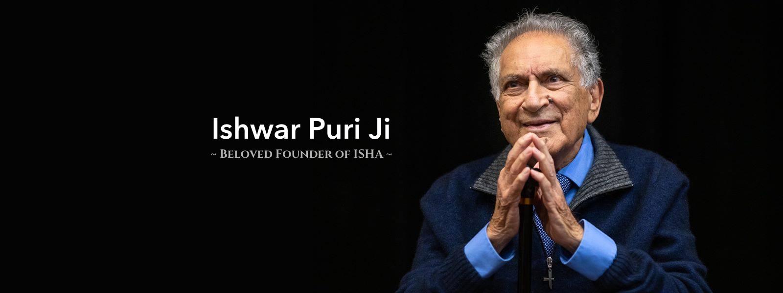 Ishwar C. Puri
